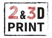 2 et 3D Print